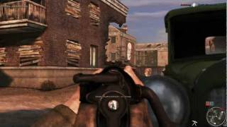 Red Orchestra 2: Heroes Of Stalingrad Beta - More gameplay in Apartments map HD 720p