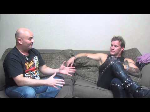 Chris Jericho interview: Sept. 19, 2014 (San Antonio, Tx.)