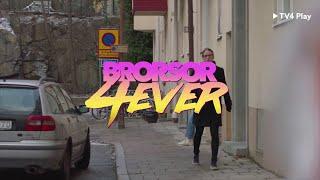 Kenny provar hundtricket och gör sönder bilen - Brorsor 4ever (TV4)