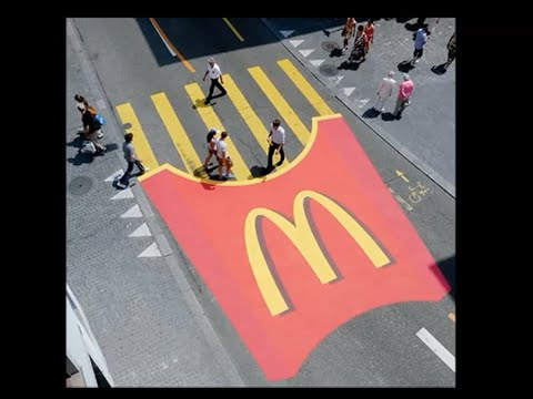 Most creative street ads -HD-