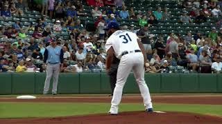 2018 Pcl Baseball Colorado Springs At Oklahoma City 8 25 2018