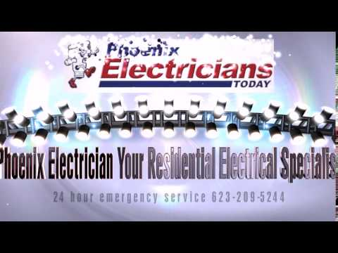 Phoenix Electricians Today-Electrical Contractors Phoenix AZ