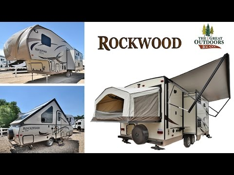The Advantages Of Rockwood | The Great Outdoors RV