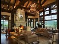 Living, Dining, and Patios Spaces - Granby Luxury Mountain Home