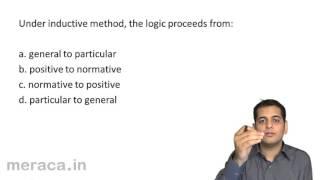 Quiz on Study of Economics