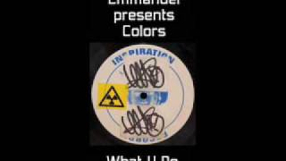Stephen Emmanuel - What U Do (Colours, Hold On)