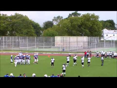 Punishers vs Golden Eagles