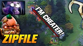 ZIP FILE PUDGE I AM CHEATER DOTA 2