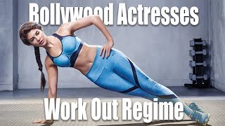 Bollywood Actresses Work Out Regime | Monday Motivation