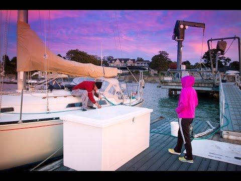 Escape 6 - Leaving Marblehead to Sail The Bahamas