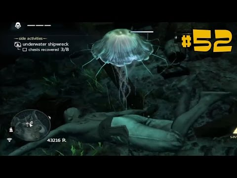 Assassin's Creed IV Black Flag: Devil's Eye Caverns and Ambergris Key