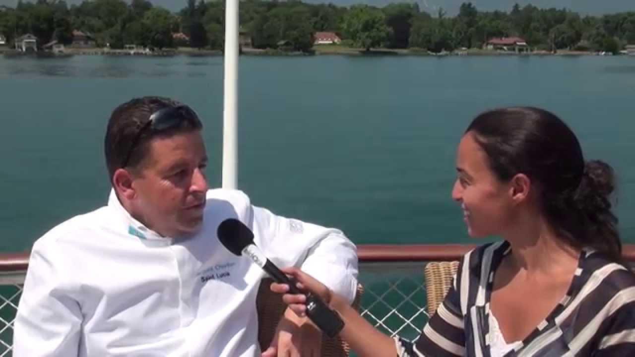 Interview exclusive de Jacques Chretien, Chef du Gouverneur général de Sainte-Lucie