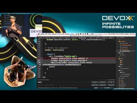 React.js: Super-fast Single Page Web Applications