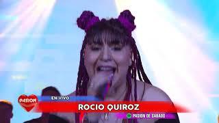 Rocio Quiroz en vivo en Pasión de sábado 15 9 2018