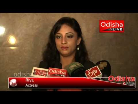 Riya - Ollywood Actress - Interview on 'Dharma' - Odia Movie