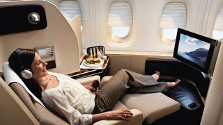 Top 10 Airlines - Top 10 Business Class airlines 2017