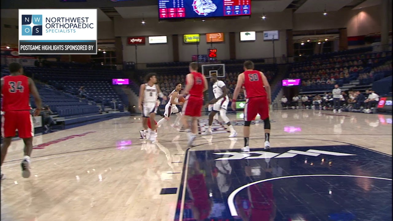 Highlights: Men's Basketball vs. Dixie State