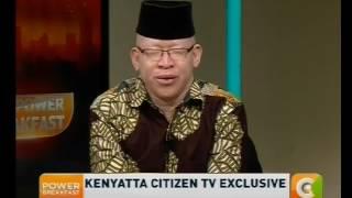Power Breakfast News Review : Kenyatta Citizen TV Exclusive