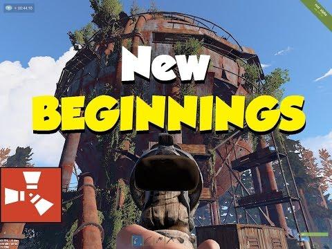 New Beginnings with my Friends (PvP/Raiding) | RUST