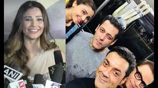 Race 3 - Daisy Shah Shooting Experience With Salman Khan In Bangkok