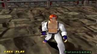 Classic Tekken 3 (Arcade Edition) - Free Play Intro 1 - HD