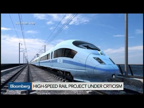 High Speed 2 Under Criticism in the U.K.