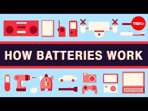 Video image: How batteries work - Adam Jacobson