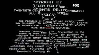 (REUPLOADED)The Curiosity Company / 30th Century Fox Television Effects
