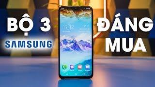 Bộ 3 smartphone Samsung đáng mua