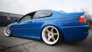 Laguna Seca Blue M3 | StanceNation thumbnail