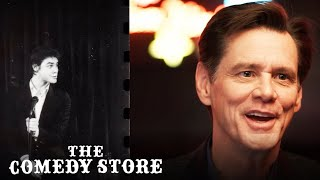 Jim Carrey: The King of Impressions | The Comedy Store | SHOWTIME