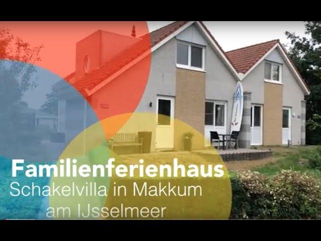 Familienferienhaus in Holland am IJsselmeer