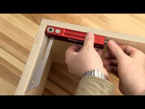 Woodpeckers Bevel Square (Retired OneTIME Tool®)