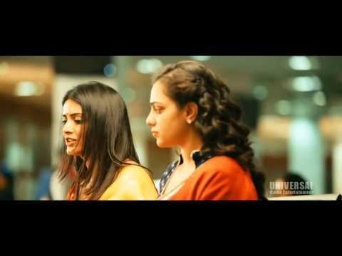 Malli Malli Edhi Rani Roju Airport Scene - Sharwanand | Nitya Menon