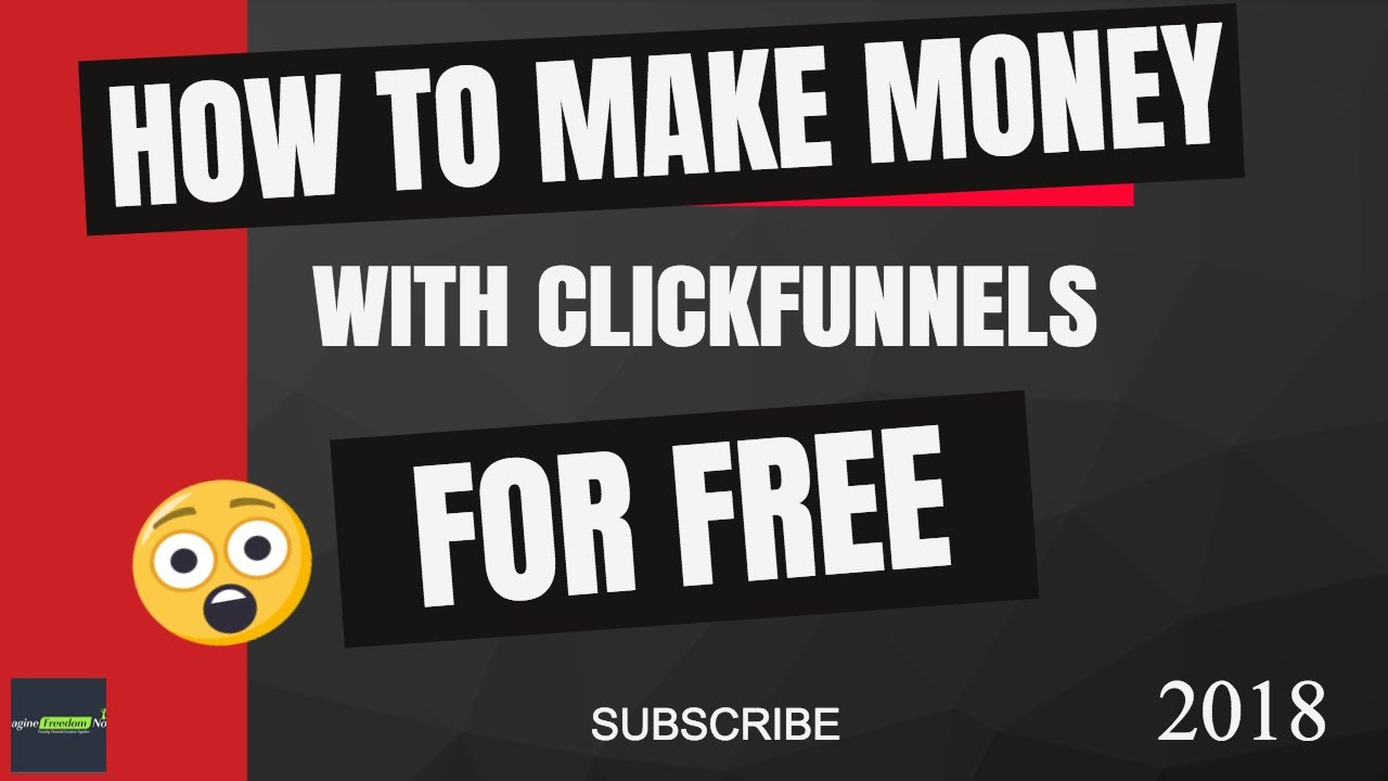 CLICKFUNNELS BOOTCAMP-HOW TO MAKE MONEY AS AFFILIATE + FREE PROVEN TO WORK FUNNEL