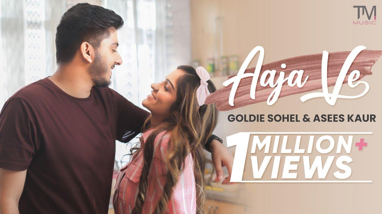 Download Aaja Ve | Goldie Sohel Ft. Asees Kaur | Official Music Video | TM Music