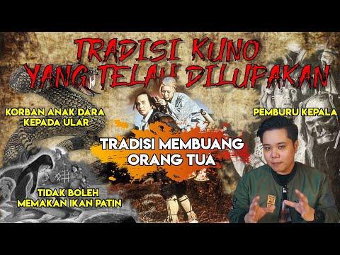5 Tradisi Kuno Masyarakat Malaysia Yang Telah Dilupakan