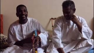 حافظ الباسا  محمد النصري   |  الدربو اخضر |  جلسات طمبور 2021