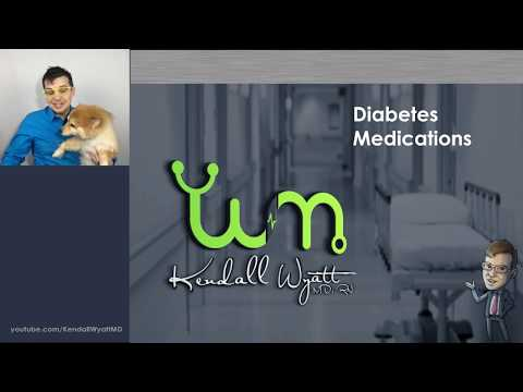 Diabetes Medications And Pharmacology - Nursing Rapid Review