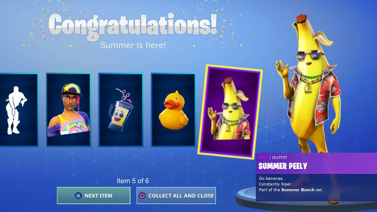 "*NEW* FORTNITE ""14 DAYS OF SUMMER"" EVENT REWARDS! 14 DAYS ..."