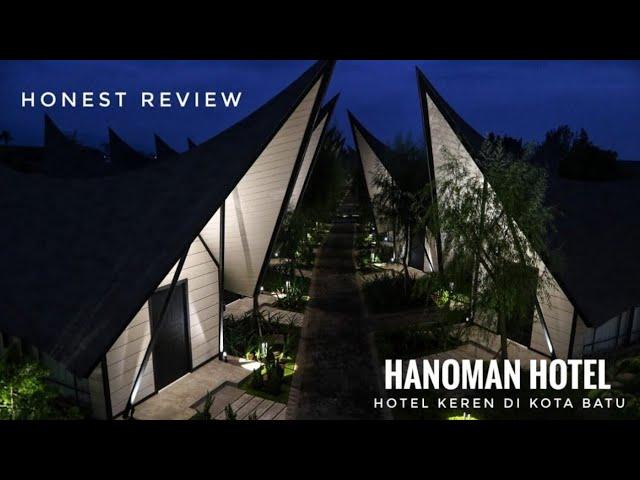 Review Hotel Hanoman Hotel Hotel Baru Yang Super Keren Di Kota Batu Youtube