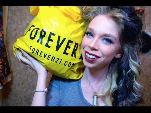 Huge Forever 21 Haul Youtube