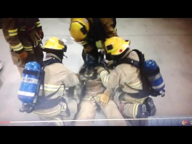 Fire suit s-cut