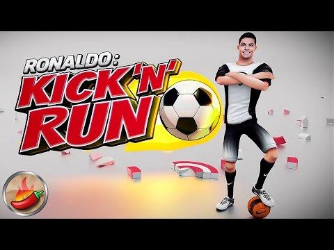 Cristiano Ronaldo: Kick 'N' Run (By Hugo Games A/S) - IOS / Android Gameplay