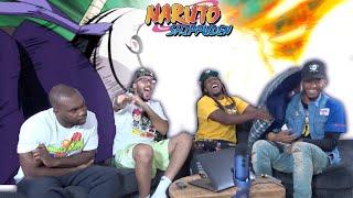 FIVE KAGE VS MADARA BEGINS Naruto Shippuden 323 & 324 REACTION/REVIEW