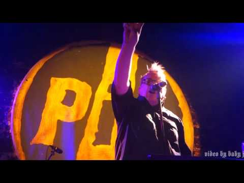 Public Image Ltd-CORPORATE-Live @ The Chapel-San Francisco-Nov 27, 2015-PiL-Sex Pistols-Rotten-Lydon