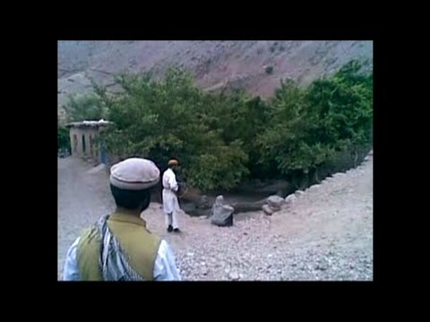 Public Execution Of Woman Condemned In Afghanistan