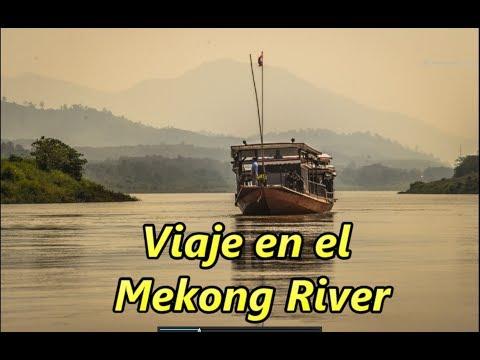 Viaje por el Mekong River