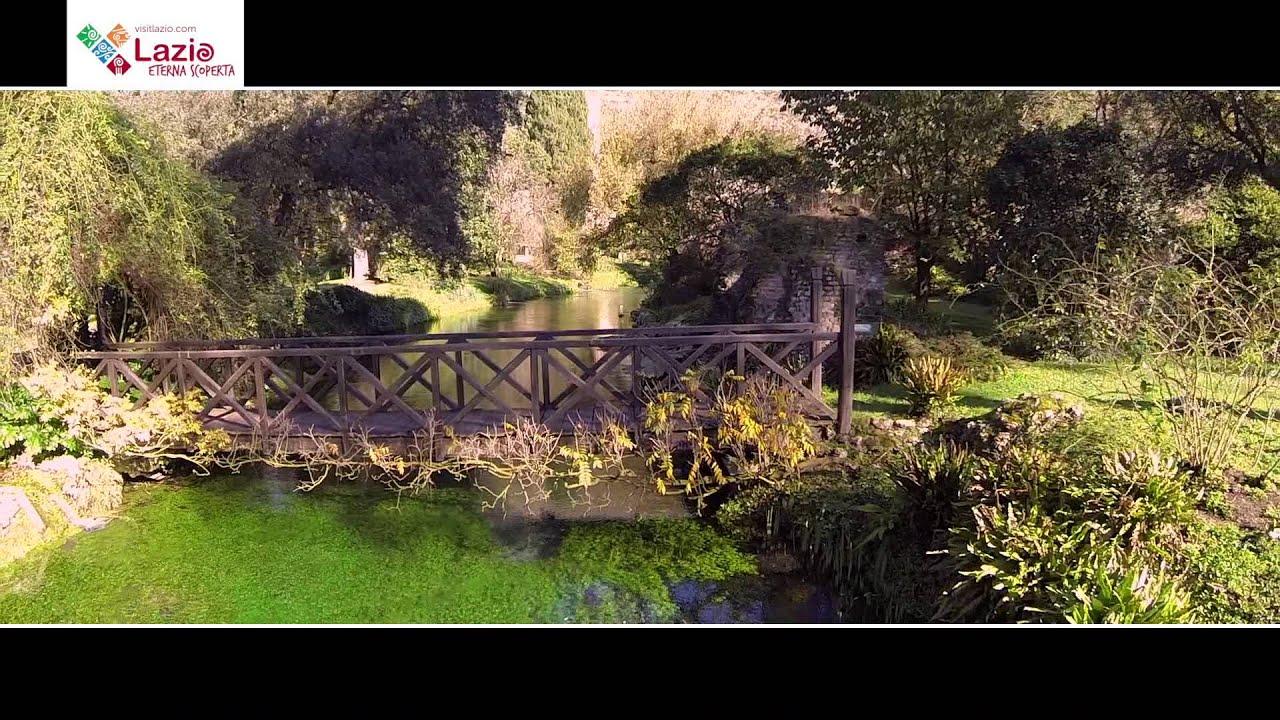 Il Giardino Di Ninfa Hd Youtube