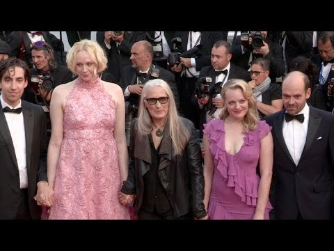Elisabeth Moss, Gwendoline Christie and more on the red carpet in Cannes